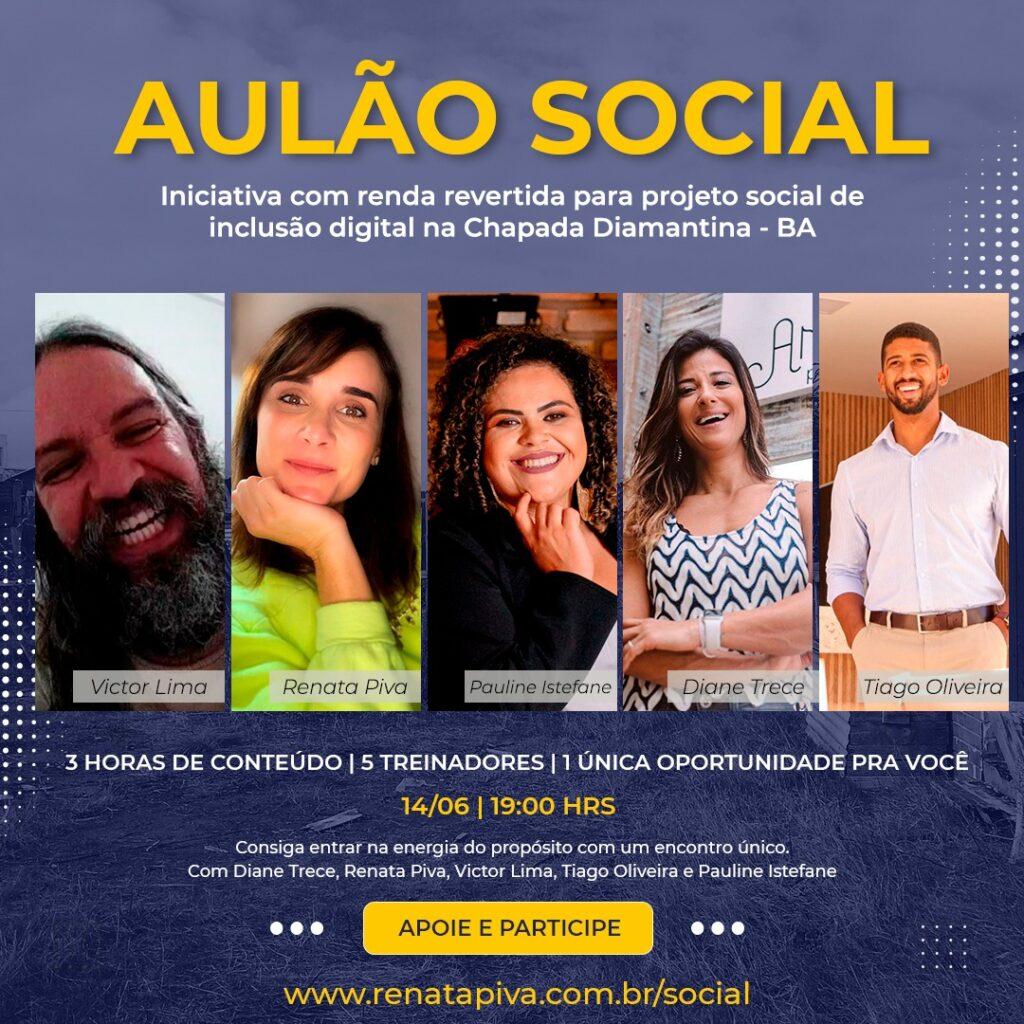 Aulão social