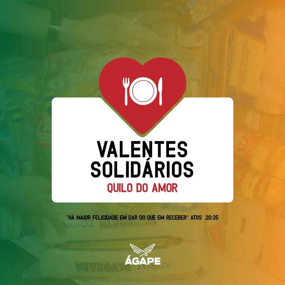 Valentes solidários