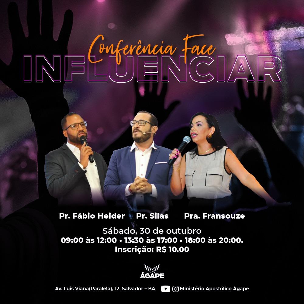 Conferência FACE – Influenciar